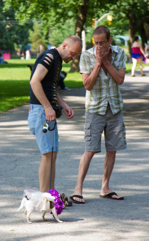 Pride Week Toronto - (***WARNING - NUDITY***) - picture heavy