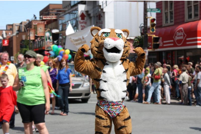 halifax Gay 2008 pride