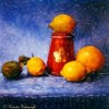 Still Life with Citrus Fruit #1 - 1999