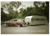 Photo: Trailer with Woodie by Michael Paul Smith