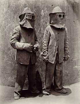 Fire Workers - 1935