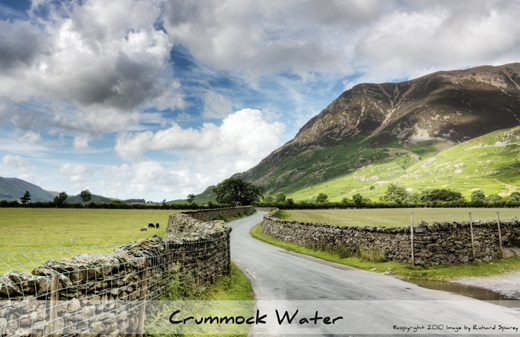 Crummock Water by Richard