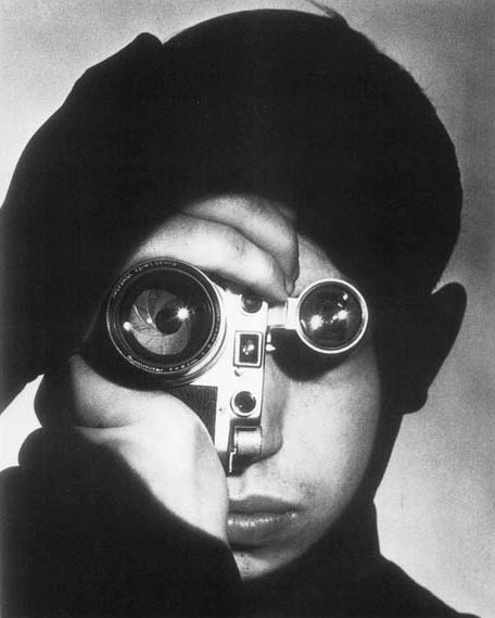 The Photojournalist by Andreas Feininger - 1951