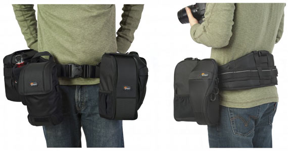 Lowepro S&F deluxe technical belt
