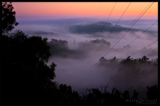 Power at Sunrise by Mad Aussie - Click to enlarge