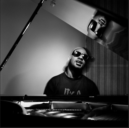 Stevie Wonder '© Michael Grecco